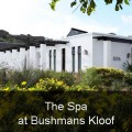 The Spa at Bushmans Kloof