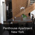 Penthouse Apartment New York (Interior)