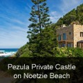 Pezula Private Castle on Noetzie Beach