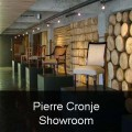 Pierre Cronje Showroom